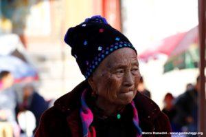 Donna, Zhoucheng, Yunnan, China. Autor e Copyright Marco Ramerini ..
