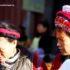 Mulheres no mercado em Zhoucheng, Yunnan, China. Autor e Copyright Marco Ramerini