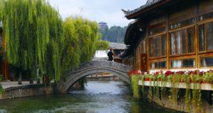 Lijiang, Yunnan, China. Autor e Copyright Marco Ramerini.