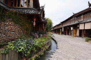 Lijiang, Yunnan, China. Autor e Copyright Marco Ramerini