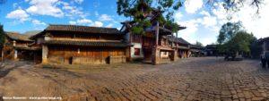 Shaxi, Yunnan, China. Autor e Copyright Marco Ramerini