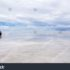 O Salar de Uyuni inundado, Bolívia. Autor e Copyright Marco Ramerini.