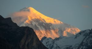 Diran Peak, Karakorum, Paquistão. Autor e Copyright Marco Ramerini