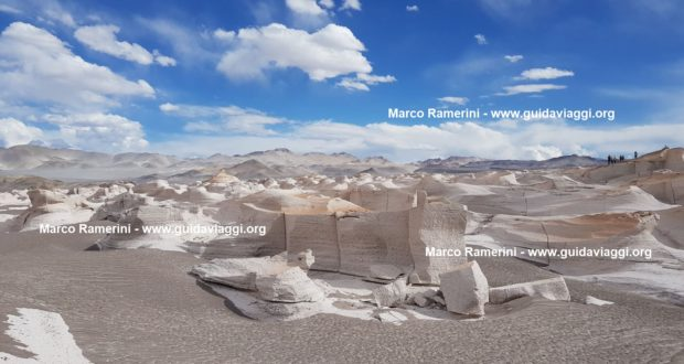Campo de Pedra-Pomes, Puna, Argentina. Autor e Copyright Marco Ramerini.