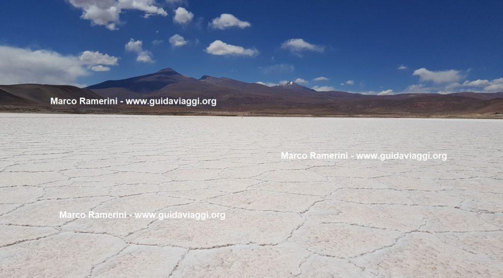 Salar de Pocitos, Argentina. Autor e direitos autorais Marco Ramerini