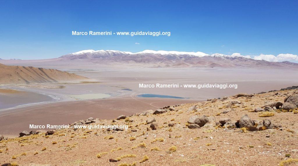 Vulcão Galàn, Puna, Argentina. Autor e direitos autorais Marco Ramerini