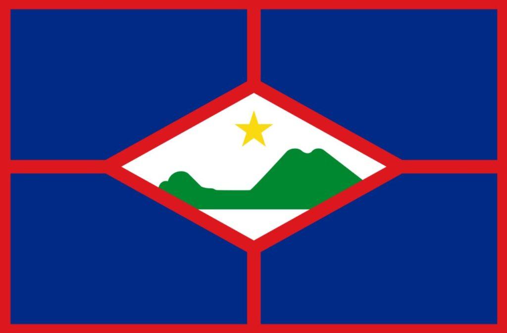 Bandeira de Sint Eustatius
