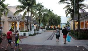 Atlantis Marina Village, Paradise Island, Nassau, New Providence, Bahamas. Autor e Copyright Marco Ramerini.