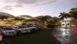 Lynden Pindling International Airport, Nassau, New Providence, Bahamas. Autor e Copyright Marco Ramerini