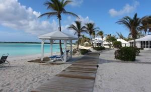 Cape Santa Maria Beach Resort, Long Island, Bahamas. Autor e Copyright Marco Ramerini
