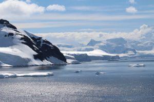 Paradise Harbor, Antártida. Autor e Copyright Marco Ramerini