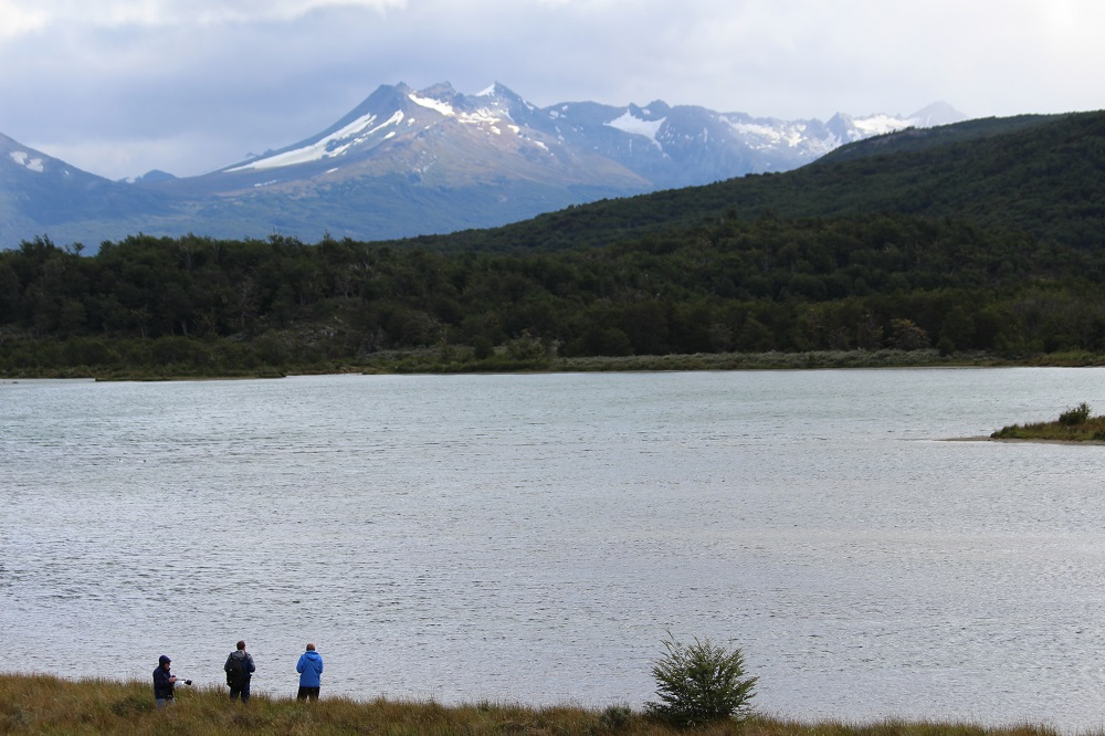 Laguna Negra, Parque Nacional da Terra do Fogo, Argentina. Autor e Copyright Marco Ramerini